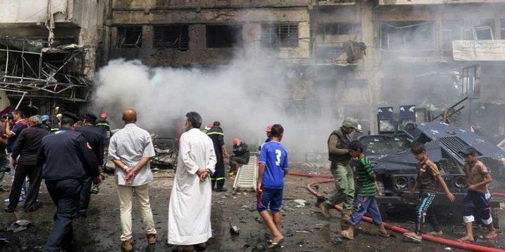 Bağdat'taki IŞİD Saldırısında Ölü Sayısı 250 Oldu!