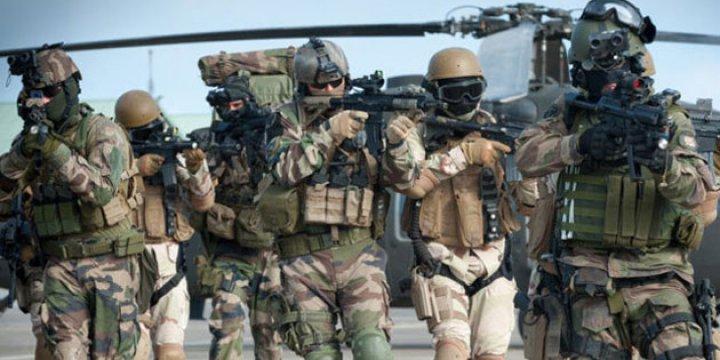 Fransa Özel Kuvvetleri Suriye'de İddiası