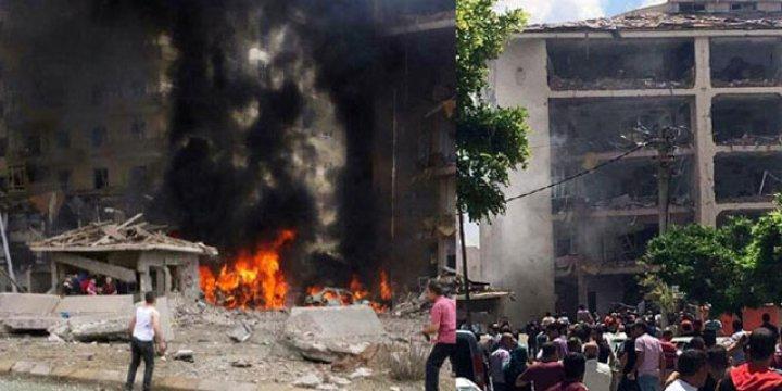 Midyat Saldırısını PKK Üstlendi