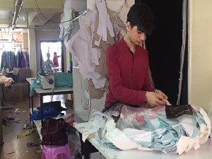 Elleri Küçük Dertleri Büyük Suriyeli Çocuklar