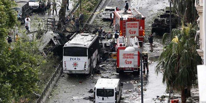 Vezneciler Saldırısını PKK Bağlantılı TAK Üstlendi