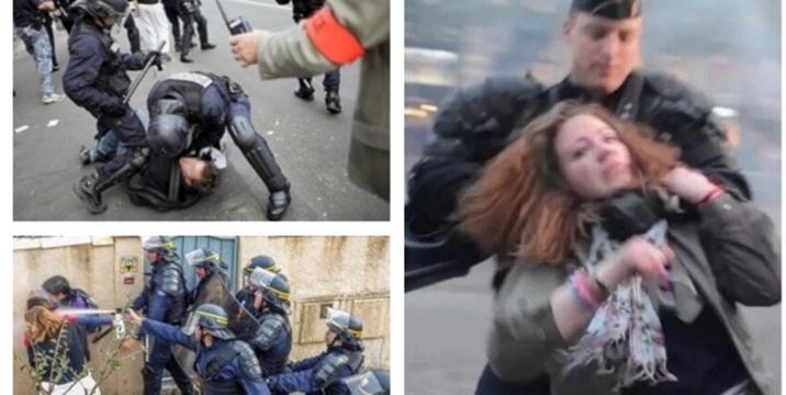 """Fransa'da """"Polis Şiddeti"""" Gerçekten de Yok mu?"""