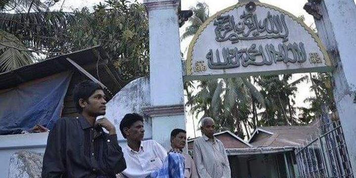 Myanmar Polisi Câmî Baskınları Düzenledi!