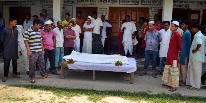 Hasina Diktası Bir Hindunun Ölümünü Ranta Çevirmeye Çalışıyor!