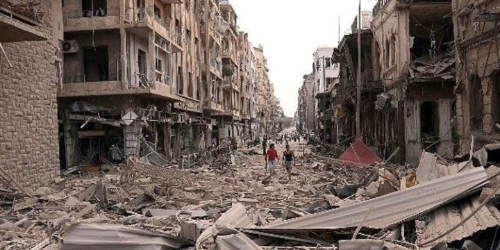 Katil İran'dan Ortağı Rusya'ya Suriye Övgüsü