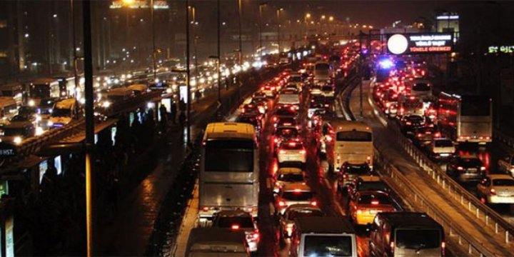 İstanbul Trafiği İçin Yeni Eylem Planı