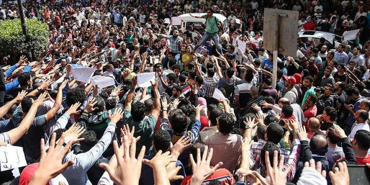 Kızıldeniz Sınır Anlaşması'nı Protesto Edenlere Hapis Cezası