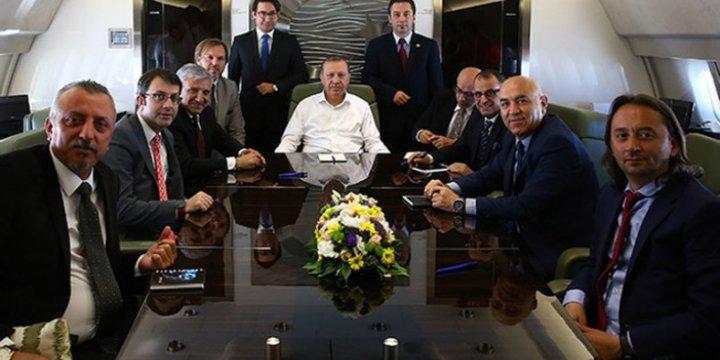 Erdoğan: İfade Provoke Edildi