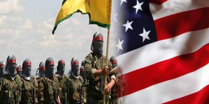 'ABD, Suriye'de PYD İle Beraber Müslüman Arap Nüfusa Saldırıyor'