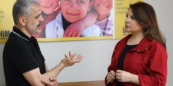 Ayhan Küçük: Hak Örgütlerini Üst Akıl Yönetiyor