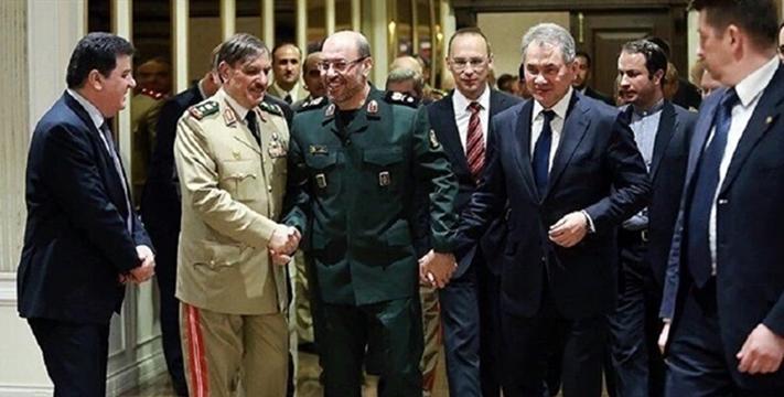 Rusya, İran ve Esed'in Sınır Kapısı Planı!