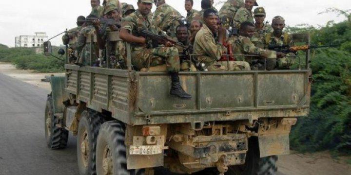 Eritre-Etiyopya Sınırında Askeri Gerginlik