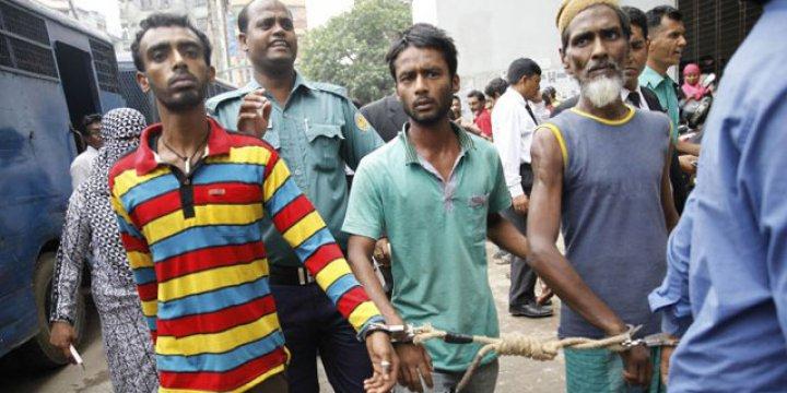 1 Hindunun Ölümünü Bahane Eden Bangladeş Diktası 8 Bin 200 Müslümanı Gözaltına Aldı!