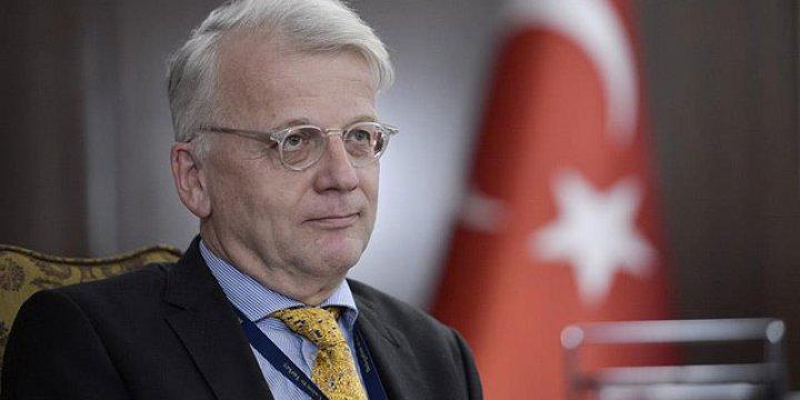 AB'nin Türkiye Büyükelçisi Haber İstifa Etti