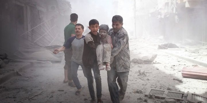 """""""Suriye'de Savaş Suçu İşleyenler Uluslararası Adalet Divanına Sevk Edilmeli"""""""