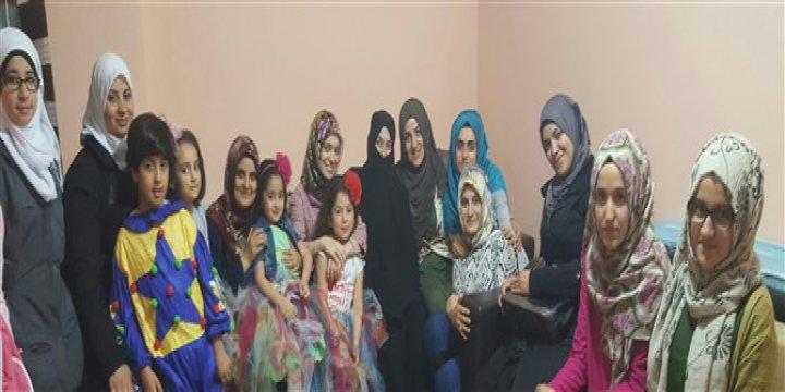 Özgür Çocuk Kulübü Suriyeli Öğrenci ve Aileleriyle İftar Yaptı