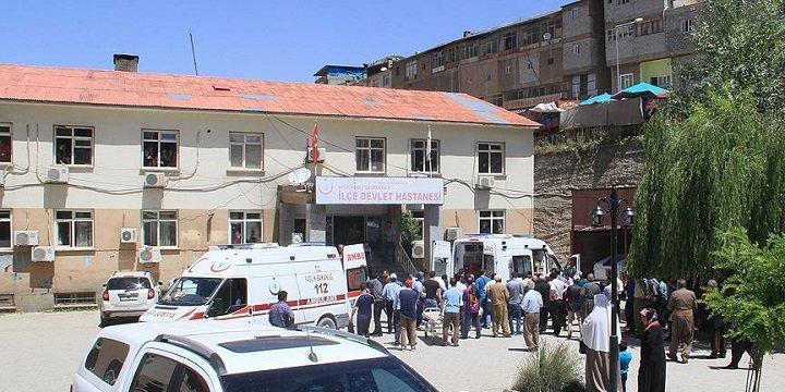 PKK'lılar Tepki Gösteren Kamyon Şoförünü Katletti