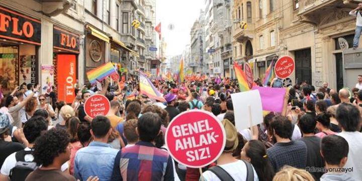 Cinsel Sapkınlardan Heybeliada'da 'LGBT Olimpiyatı'