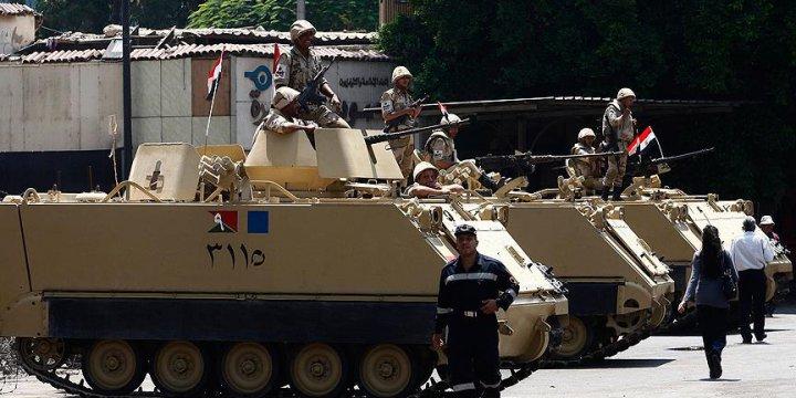 İhvan'dan Mısır Ordusuna 'Kışlaya Dön' Çağrısı