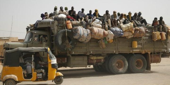Nijer Hükûmeti: 34 Göçmen Çölde Ölü Bulundu