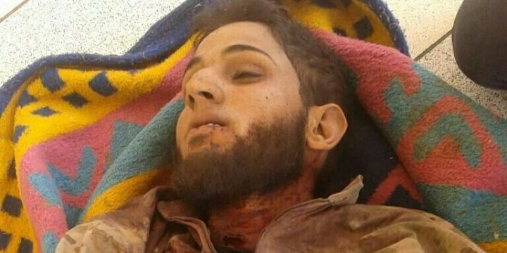 İranlı Mücahid, Halep'te Şehid Oldu
