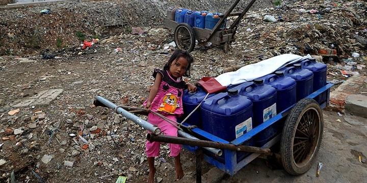 Dünyada 1 Milyarı Aşkın Kişi Temiz Sudan Yoksun!