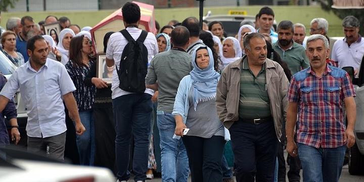 Cenazeye Katılan HDP'liler Hakkında İnceleme Başlatıldı