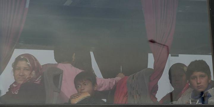 İtalya 81 Suriyeli Mülteciyi Kabul Etti