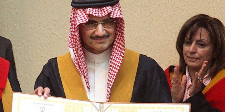 Suudi Prens Twitter'ın En Büyük İkinci Ortağı