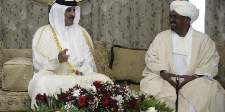 Sudan Devlet Başkanı Ömer El-Beşir Katar'da