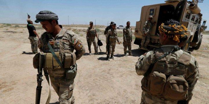 Felluce Hükümet Konağı Irak Ordusunun Eline Geçti
