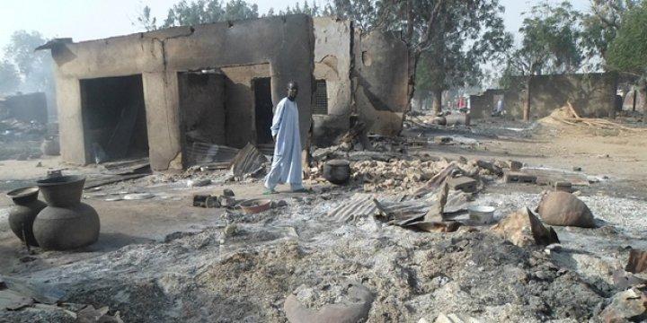 Nijerya'da Boko Haram Saldırısı: 16 Ölü