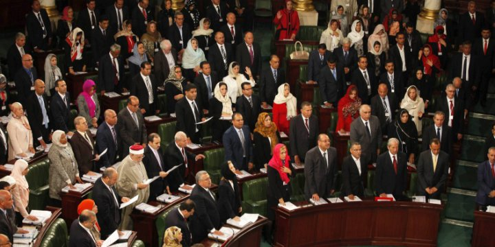 Tunus'ta Ulusal Hükümeti Kurma Çalışmaları Sürüyor