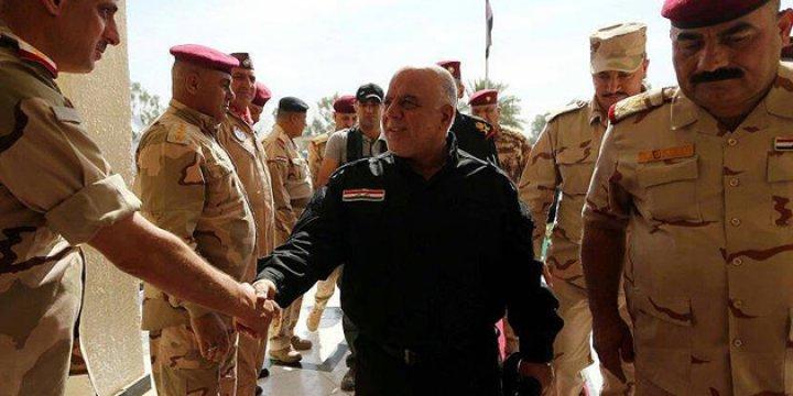 Irak Ordusundan Musul'a Harekat Hazırlığı