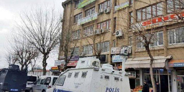 DBP Siirt İlçe Başkanı Tutuklandı
