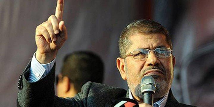 Mursi'ye Bir Müebbet Hapis Cezası Daha
