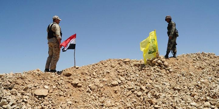 Yollarını Şaşıran Hizbullah Milisleri Direnişçilere Esir Düştü