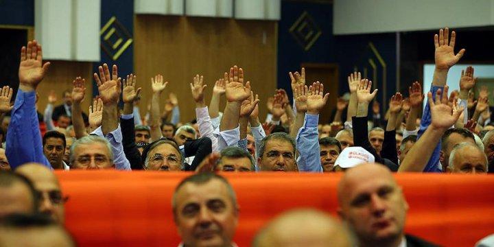 MHP Kongresinde Tüm Önergeler Kabul Edildi