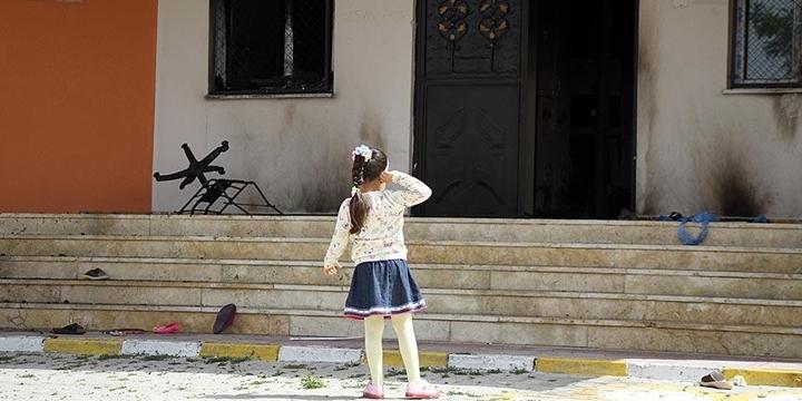 Van'da Anaokuluna PKK Saldırısı!