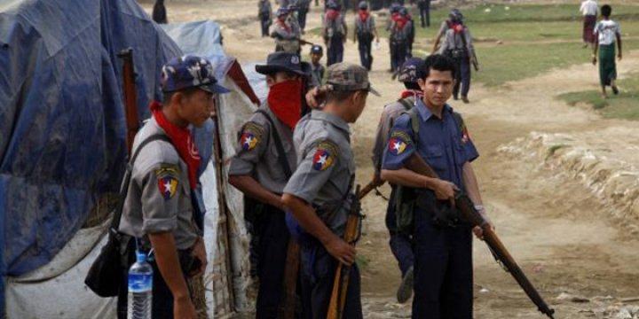 Myanmar Yönetimi  'İnsanlık Suçu' İşlemekten Yargılanacak!