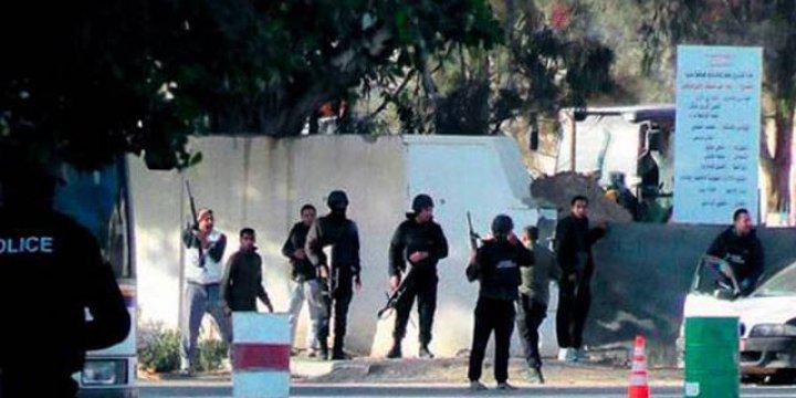 Tunus'ta Olağanüstü Hal 1 Ay Daha Uzatıldı