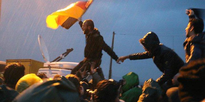 Almanya'da Sığınmacılara Yönelik Saldırılar Devam Ediyor