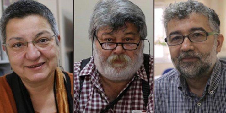 Özgür Gündem Gazetesi Yayın Yönetmenleri Tutuklandı
