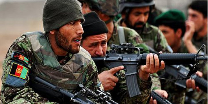 NATO'dan Afgan Ordusuna 15 Milyar Dolar Fon