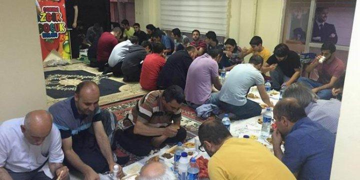 Çorum Özgür-Der'de Ramazan