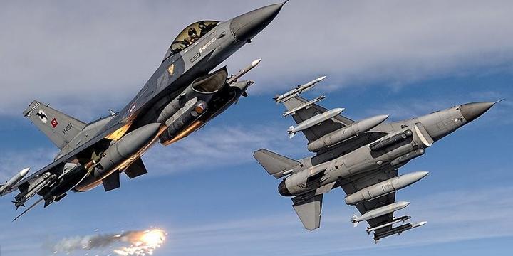TSK, PKK Kamplarına Hava Harekâtı Düzenledi
