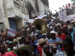 Haiti'deki Siyasi Kriz