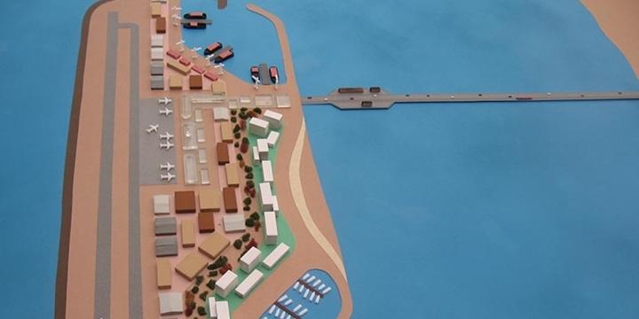 "İşgalci İsrail'in Gazze'ye ""Yapay Ada"" Planı"