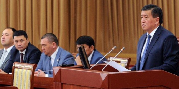 Kırgızistan Hükümetinde Yapısal Revizyon
