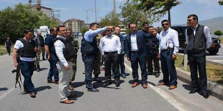 PKK Saldırısında 1 Sivil Hayatını Kaybetti